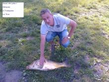 Primusz Tibor /2014.07.01 - 11,73 kg ponty/