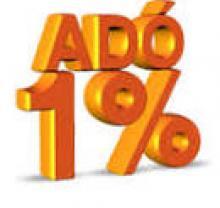 Adó 1%-a